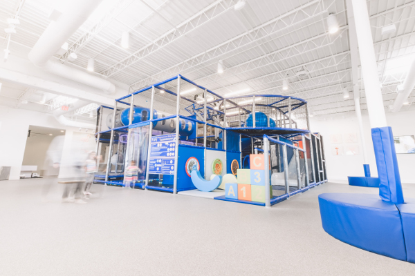 children's soft play indoor playground in Sandy Springs